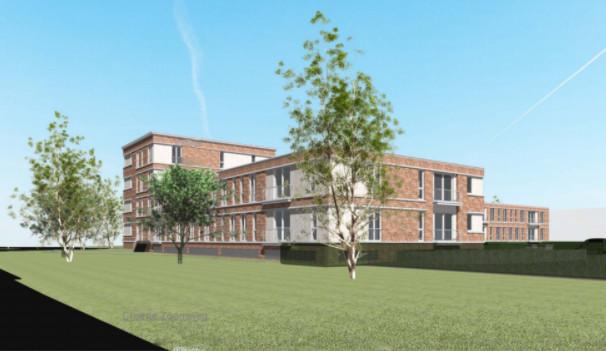 Thuisvesting, noemt initiatiefnemer WeLiving het arbeidsmigrantenhotel Harderwijk.
