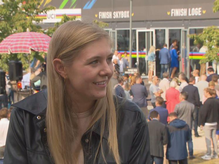 """Sarah De Bie hoopt op goud voor haar Wout: """"Een paar underdogs hebben zich slechter voorgedaan dan ze echt zijn"""""""