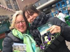 Een op drie Schalkwijkers stemde op Cora Gerritsen
