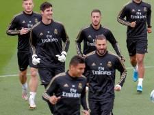 Coupe du Roi: Hazard et Courtois défieront Januzaj