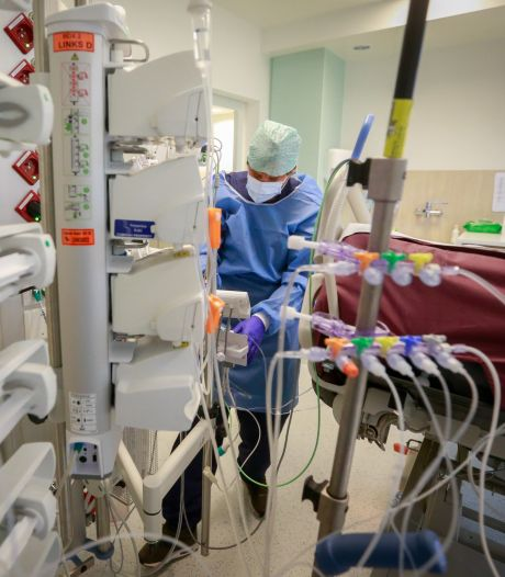 Les hospitalisations en légère hausse - Un comité de concertation très attendu à 14h
