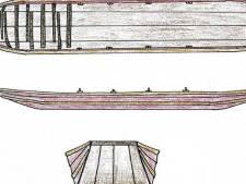 Un bateau vieux d'un millier d'années découvert aux Pays-Bas