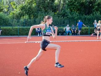 """Hoogspringster Yorunn Ligneel na haar sprong over 1m80: """"Het is allemaal nog een beetje onwezenlijk"""""""