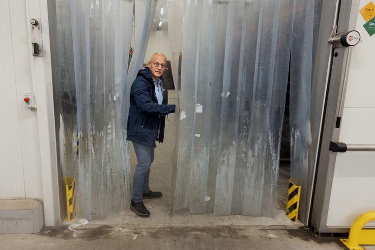 Hanno Kiezebrink: 'Er moet wel een goed alternatief zijn, want de vraag naar kuikens blijft'. Beeld Herman Engbers