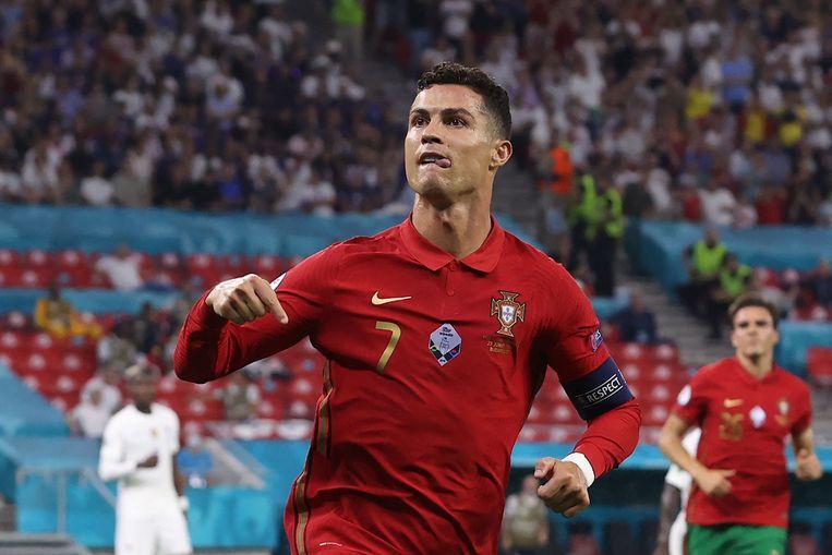 Cristiano Ronaldo. Beeld AFP