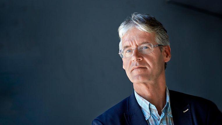 Arie Slob: 'Ik ben toch ook best goed terechtgekomen.' Beeld Mark Kohn/De Beeldunie