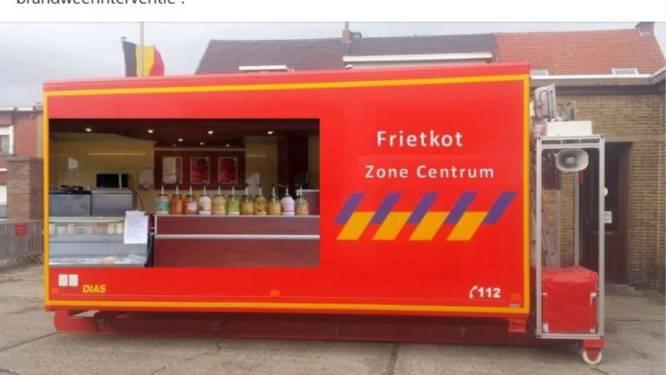 """De beste aprilvissen van de dag: """"Gemeentehuis Zelzate te koop, brandweer opent mobiele frituur"""""""