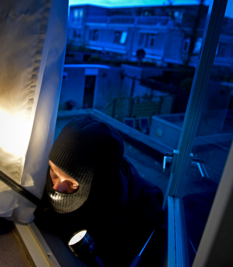 Inbrekers slaan zeker vijf keer toe aan één weg in Woudrichem