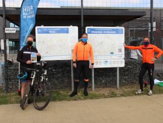 """Nieuwe mountainbikeroute voor Ronse telt 700 hoogtemeters: """"Met alle ingrediënten voor een uitdagende tocht"""""""