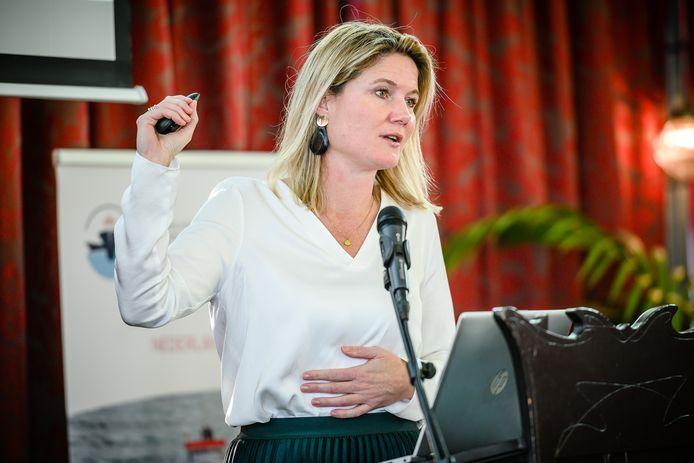 Annet Koster is directeur van de Koninklijke Vereniging van Nederlandse Reders.