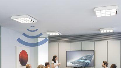 LiFi: draadloos internet via het licht