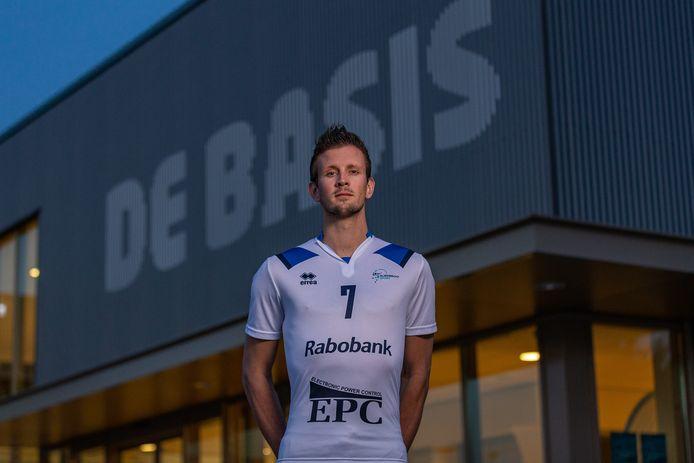 Wessel Anker is eind 2020 vertrokken bij Sliedrecht Sport.