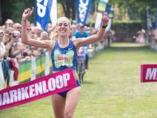 Susan Krumins verbreekt eigen record bij de Marikenloop