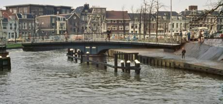 In plaats van de oude Molenbrug bij Paardenveld te vervangen, gingen ze gewoon de singel dempen