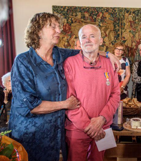 Slotakkoord & Ouverture bij afscheid Ron en Tak van der Most van Muze van de Gouverneur