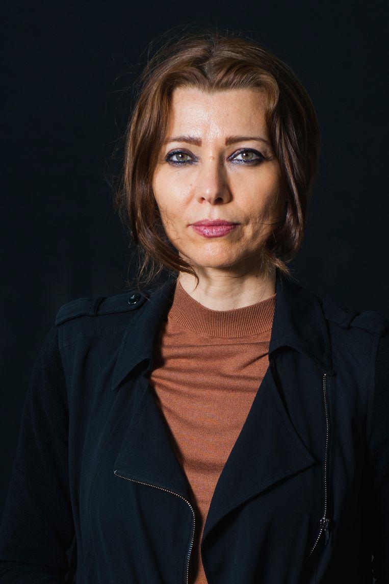 Elif Shafak, activist en TED-spreker. Beeld Getty Images