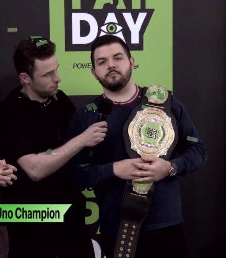 Streamer wint 100.000 dollar in Uno-toernooi