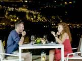 """Candice en Marijn flirten bij romantisch diner: """"Nu keek je naar mijn borsten en niet naar mijn kettinkje"""""""