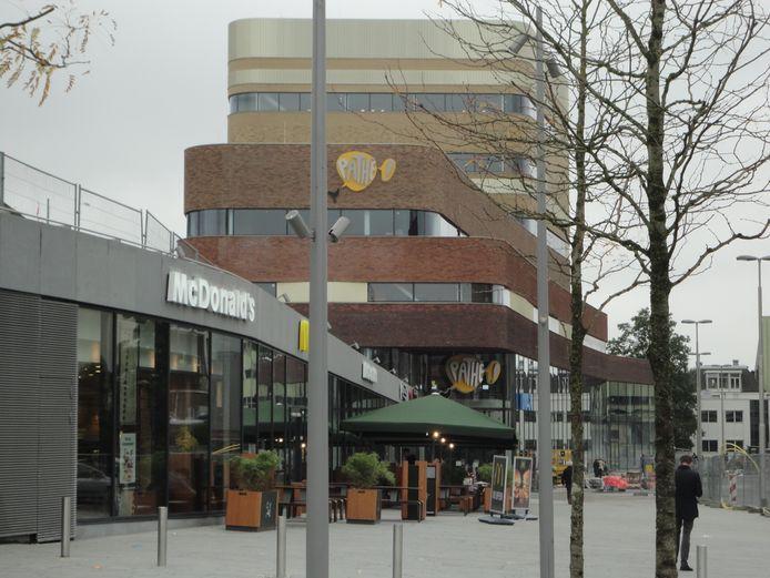 Het nieuwe Leisure Complex Arnhem