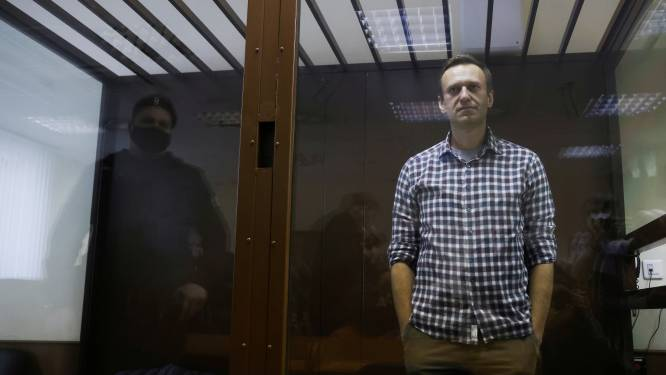 "Duitse parlementsleden noemen behandeling Navalny ""gerichte foltering"""