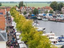 Marktmeester jaarmarkt Blokzijl stevent af op gouden jubileum
