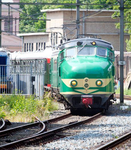 Treinen spotten! Er komen twee unieke historische treinen langs Leiden Centraal