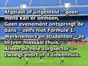 Een gedeelte van de rap van ds Jan Mudde, Nederlands gereformeerd predikant in Haarlem.