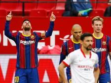 Barcelone bat Séville dans le choc de la journée en Liga