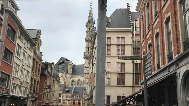 Leuven test slimme lantaarnpalen