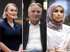 Nieuwe parlementariërs beëdigd: 'Ik ben de Pieter Omtzigt van Tilburg'