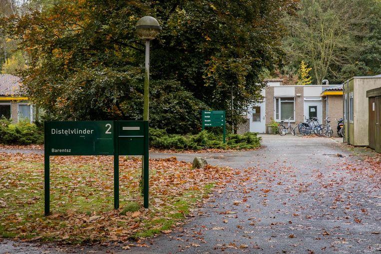 De forensisch psychiatrische afdeling Aventurijn Roosenburg waar Michael P. voor behandeling zat. Beeld anp
