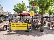 Noodkreet van Amersfoortse horecaondernemers: 'Gooi de boel open, de maat is vol!
