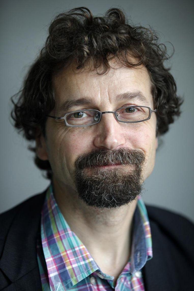 Bart Kerremans is hoogleraar Amerikaanse politiek aan de KU Leuven. Beeld rv