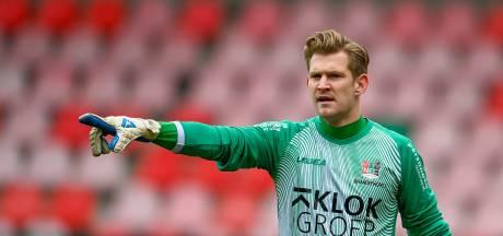 NEC wil Branderhorst behouden: club en doelman in gesprek over nieuw contract