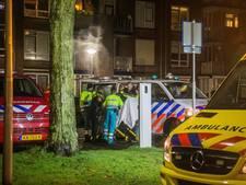 Eigenaar wil brandende woning niet verlaten en wordt aangehouden in Etten-Leur