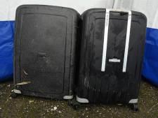 Romp in koffer is van jonge vrouw