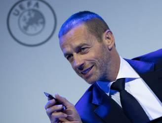 """UEFA-voorzitter snoeihard voor """"slangen"""" en dreigt: """"Wie speelt in Super League neemt niet deel aan EK en WK"""""""