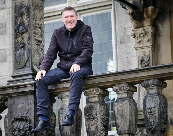 Gouwenaar Willem Dekker is clubman in hart en nieren. Hij staat volgend seizoen opnieuw voor de groep bij ONA.