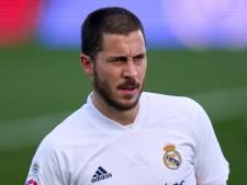 """De retour à Madrid, Eden Hazard a besoin d'un """"renforcement du bas du corps"""""""