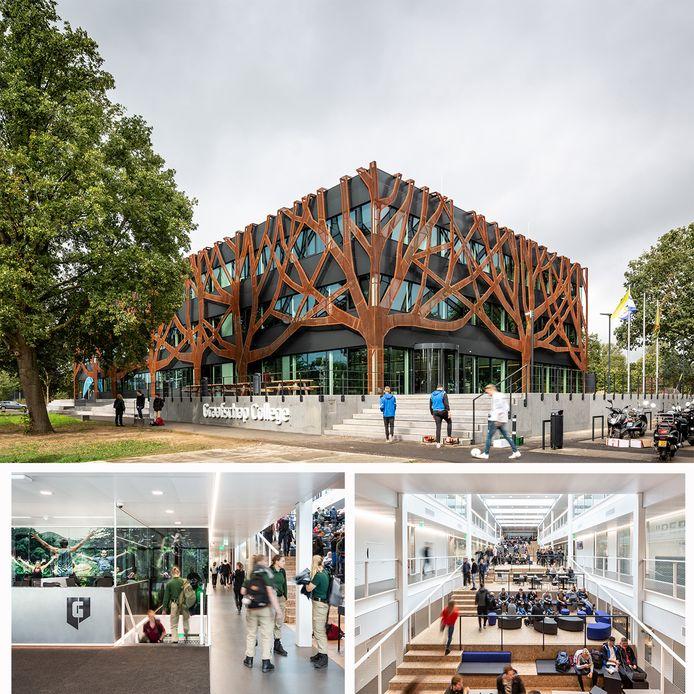 18. Graafschap College - Doetinchem | Architectuur Prijs Achterhoek 2019