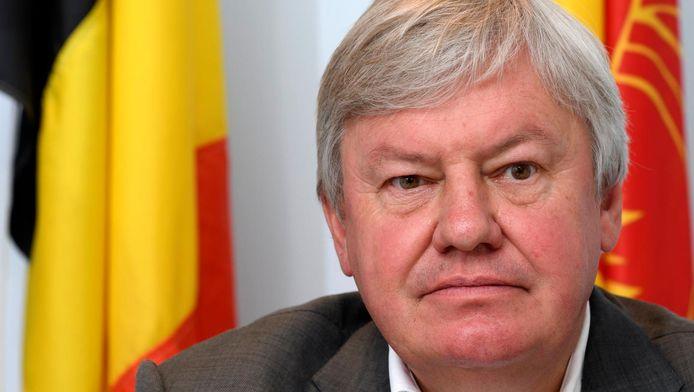 Le ministre francophone de l'Enseignement supérieur Jean-Claude Marcourt.