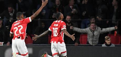 Pablo Rosario kan na een roerige periode gewoon door de voordeur naar buiten bij PSV