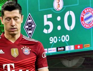 Schaamrood bij Bayern München na afgang: 'Pikzwarte dag'