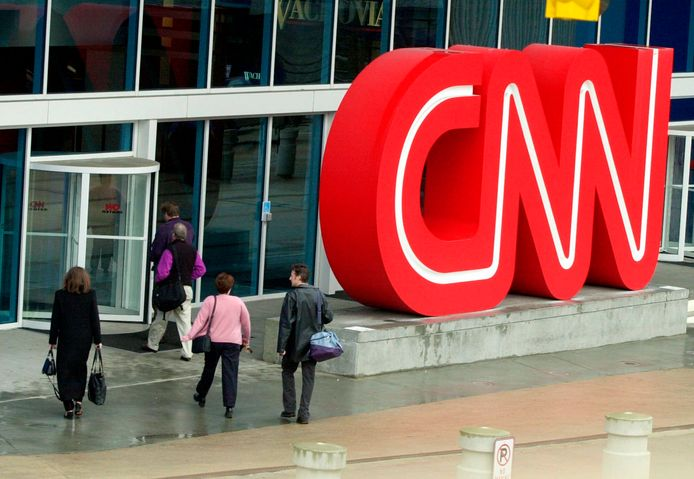 """""""Wij hebben een zerotolerancebeleid op dit gebied"""", stelt CNN-topman Jeff Zucker."""