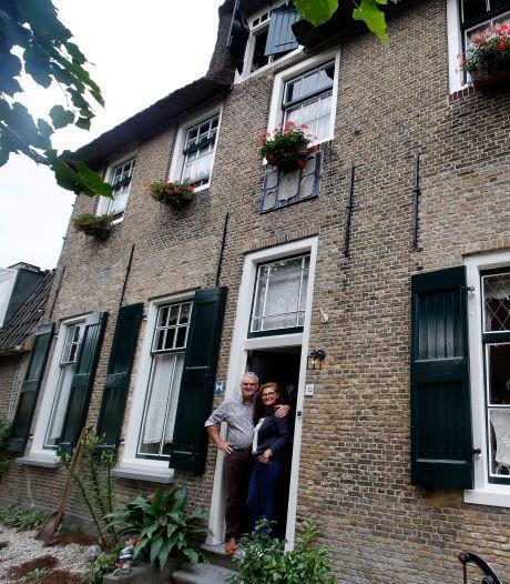 Historie, ruimte en hoge plafonds. Voor Joost en Belma heeft hun huis uit 1633 alles: 'Droom is uitgekomen'