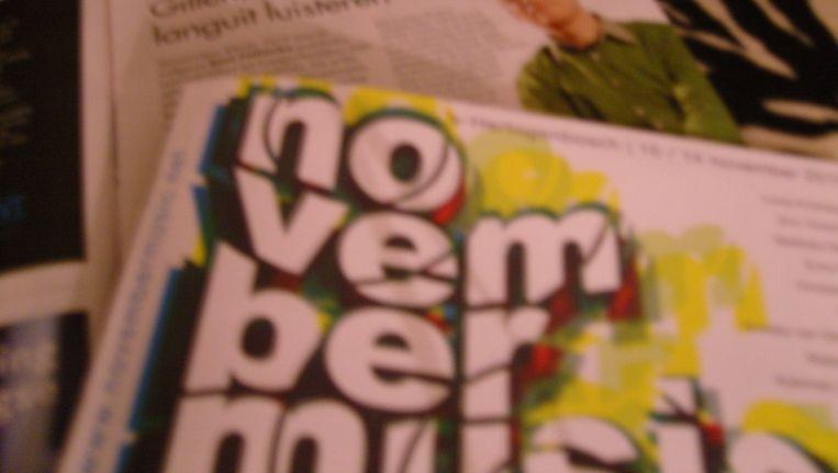 null Beeld November Music