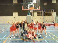 Dames U18 Jolly Jumpers Tubbergen kampioen in Eredivisie