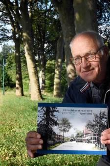 Ed (82) schrijft boek over Utrechtsestraatweg: van Romeinen tot Duitse Ortskommandant die naast verzetsstrijders bleek te wonen