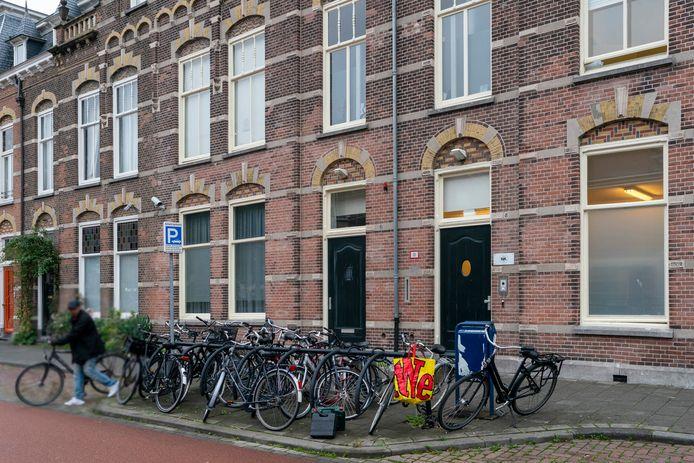 Novadic-Kentron-vestiging aan de Oranje Nassaulaan, vlakbij het station in Den Bosch.