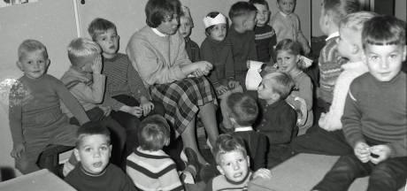 Wie ging in 1961 naar de kleuterschool aan de Eindhovense Stokroosstraat?